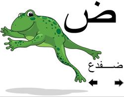 Arabic Alphabets - إقرأ مع الأطفال لتعلم الأحرف العربييه وكيفية استخدامها في الكلمات.  مزود هذا الكتاب بالأصوات المناسبة
